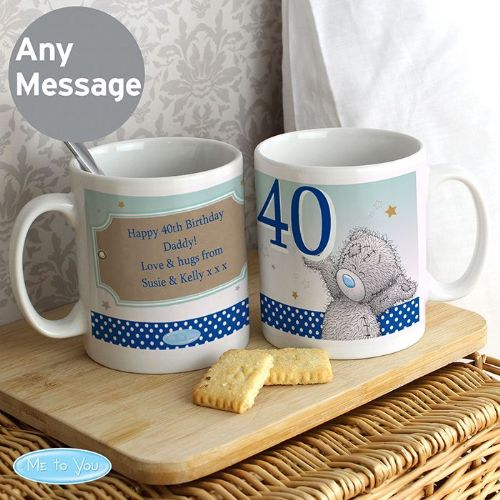 Me To You Big Age Male Mug